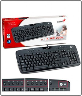 teclados-genius-kb-220e-ps2-espanol-negro-nuevo-venta_computienda_electronica
